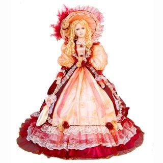 Cherish Crafts Adele 38-inch Victorian Porcelain Doll
