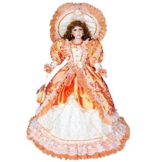 Cherish Crafts Delia 38-inch Victorian Porcelain Doll