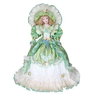 Cherish Crafts Casey 38-inch Victorian Porcelain Doll