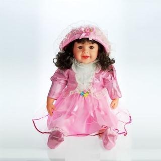 Cherish Crafts Essie 24-inch Musical Vinyl Doll