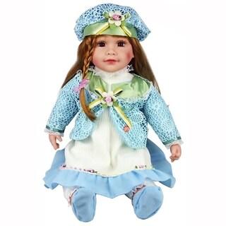 Cherish Crafts Savannah 25-inch Musical Vinyl Doll