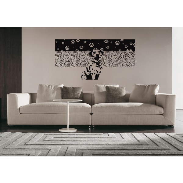 Dalmatian Dog Puppy Breed Pet Wall Art Sticker Decal