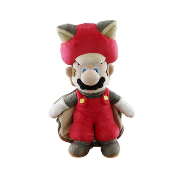 Nintendo Super Mario Flying Squirrel Mario Cute Soft Plush Toy