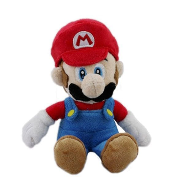 Nintendo 8-inch Super Mario Cute Soft Cute Soft Plush Kids Toy