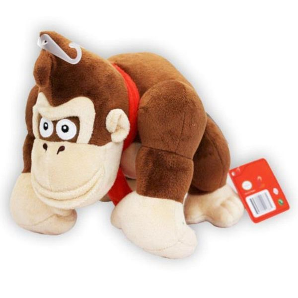 Nintendo 9-inch Donkey Kong Cute Soft Plush Toy