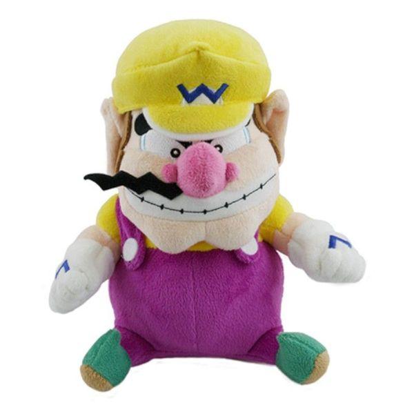 Nintendo 7-inch Super Mario Wario Cute Soft Plush Toy