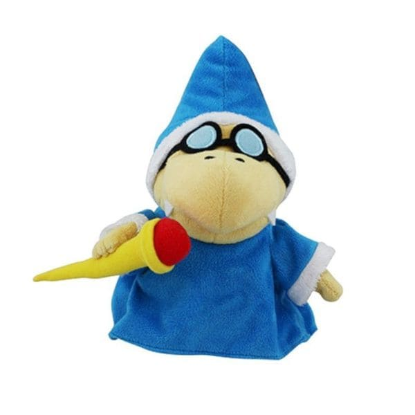 Nintendo 7-inch Super Mario Magikoopa Cute Soft Plush Toy