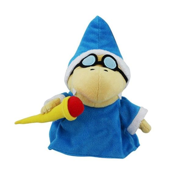 Nintendo 7-inch Super Mario Magikoopa Cute Soft Plush Toy