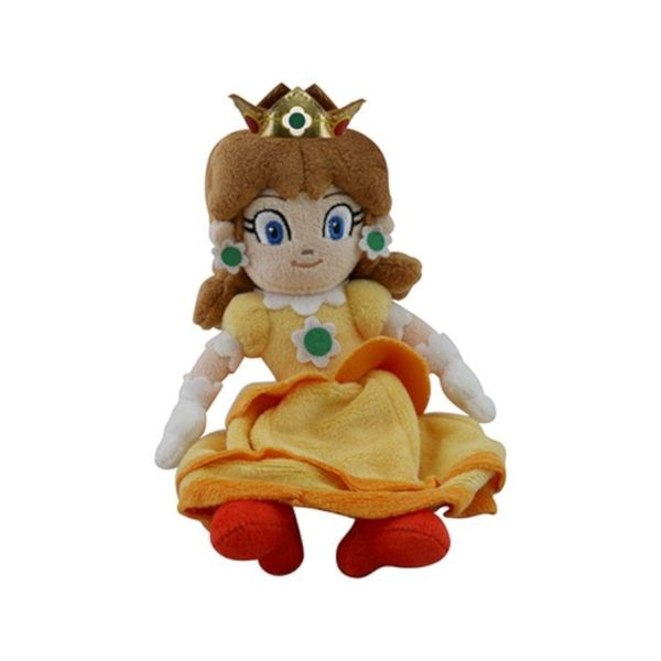 Nintendo 8-inch Super Mario Daisy Cute Soft Plush Toy