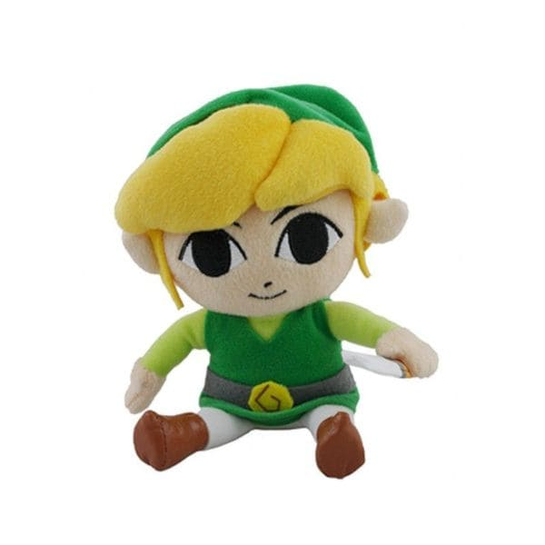 Nintendo 8-inch Zelda Link Cute Soft Plush Toy
