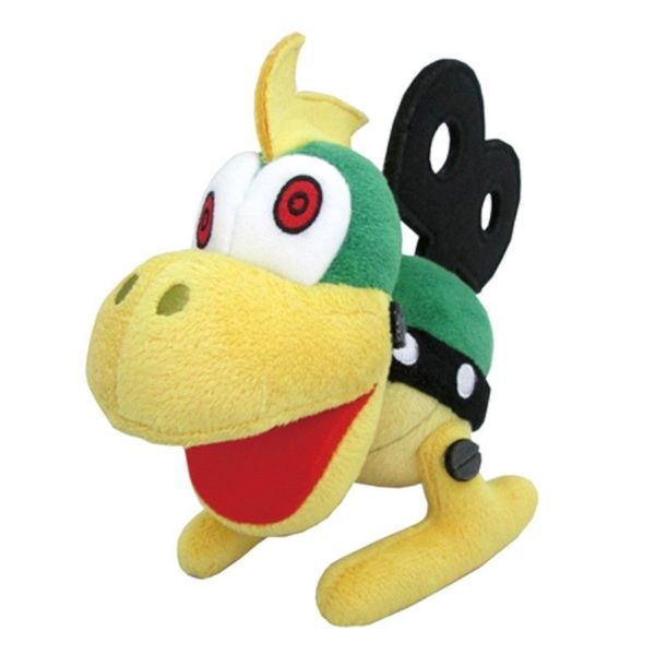 Nintendo Koopa Super Mario Mecha Cute Soft Plush Toy