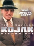 Kojak: Season One (DVD)
