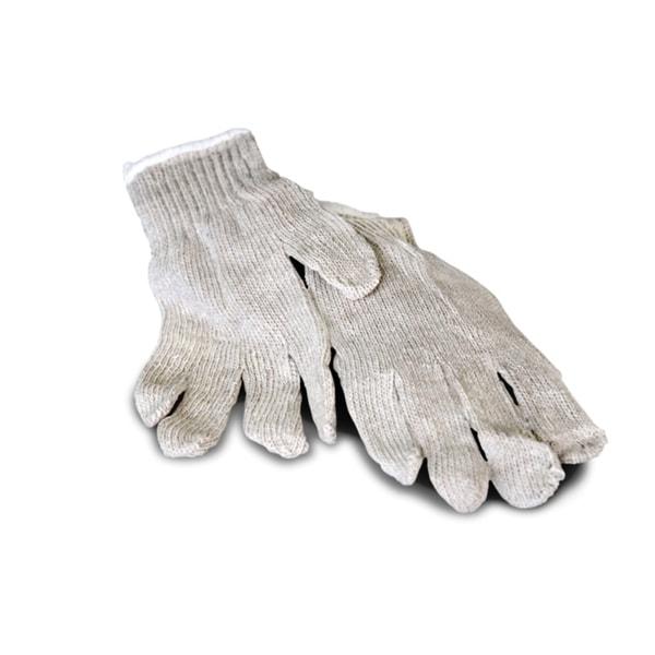 String Knit Work Gloves (300 Pair) Medium Size For Men's 25 Dozen