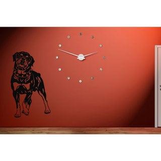 Rottweiler Dog Puppy Breed Pet Wall Art Sticker Decal