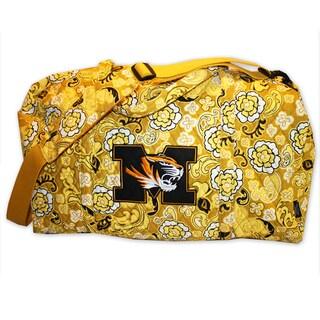 K-Sports Missouri Tigers 22-inch Large Duffle Bag
