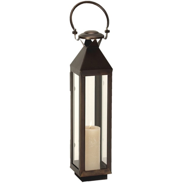 Classic Bronze 40-inch Lantern