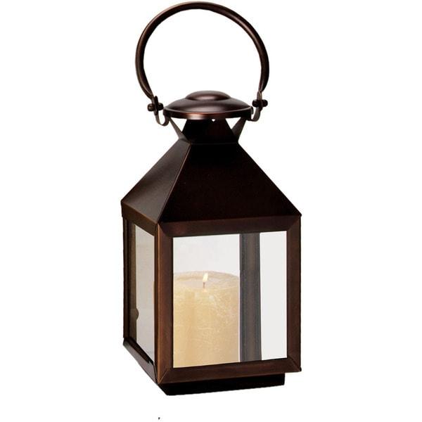 Classic Bronze 11-inch Lantern