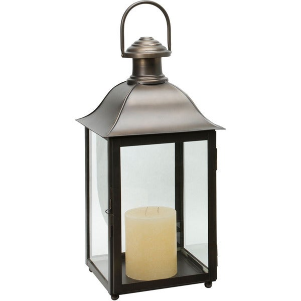 Carriage Bronze 24-inch Lantern