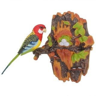 Chirping and Dancing Bird Motion Sensor (Colors Vary)