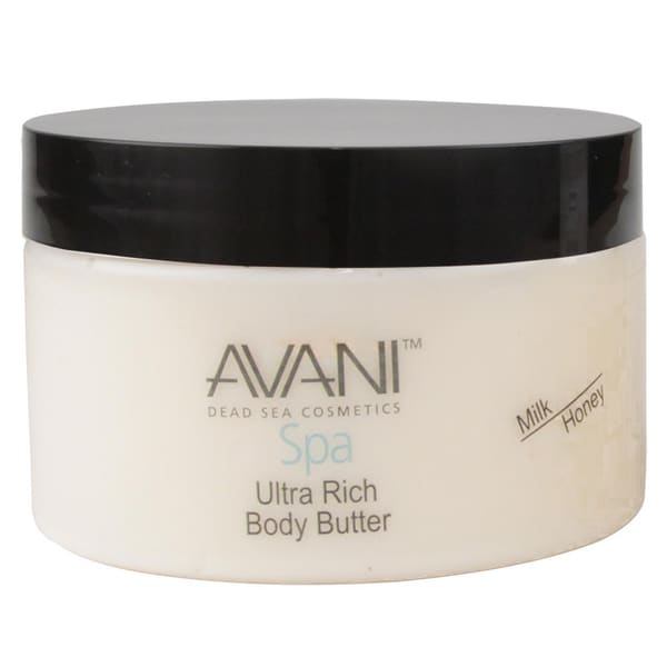 Avani Ultra Rich Milk and Honey Body Butter