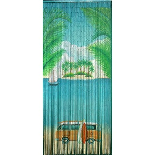 Beach Scene 125-strand Curtain (Vietnam)