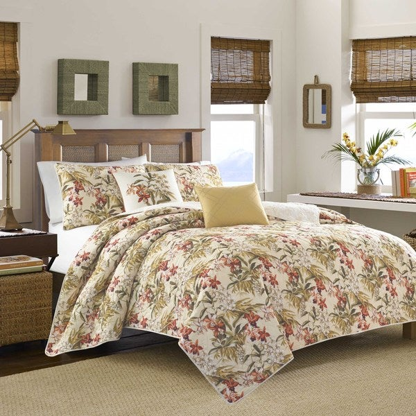 Tommy Bahama Daintree Tropic Quilt