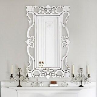 Rebecca Mirrored Framed Mirror