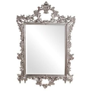 Sherman Silver Mirror