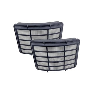 2 Shark Navigator Lift-Away Post-Motor HEPA Filters Part # XHF350