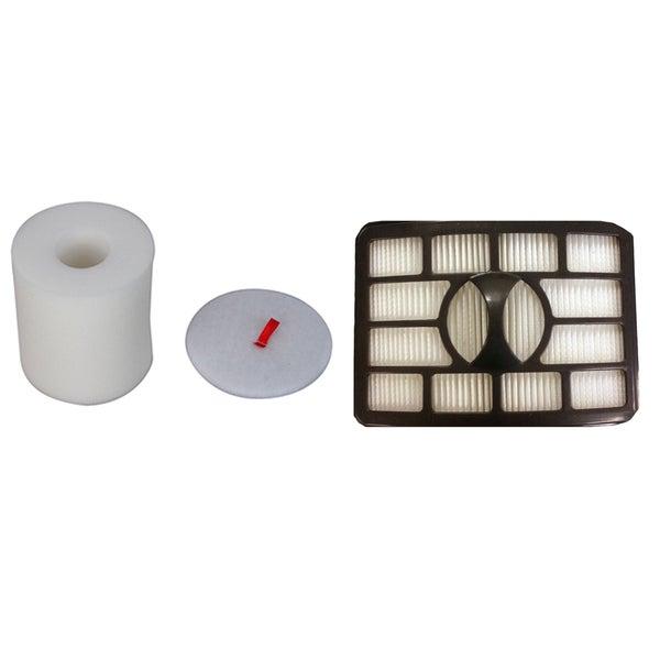 Shark Rotator Pro Lift-Away NV500 HEPA Filter & Foam Filter Kit, Part # XHF500 & XFF500 17471798