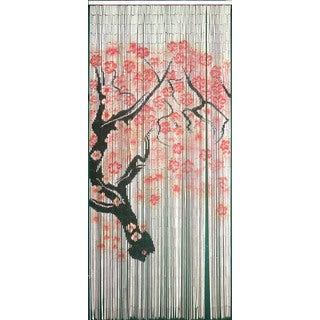 Cherry Blossom 125-strand Curtain (Vietnam)