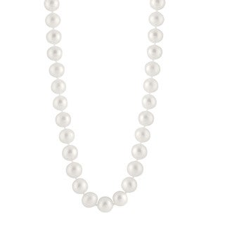 Freshwater Pearl Necklace (11 mm)