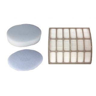 Shark NV80 UV420 HEPA Filter Foam and Felt Filter Part # XHF80 and XFF80