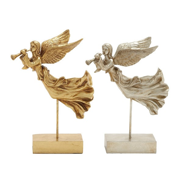 Assorted Poly Christmas Angel