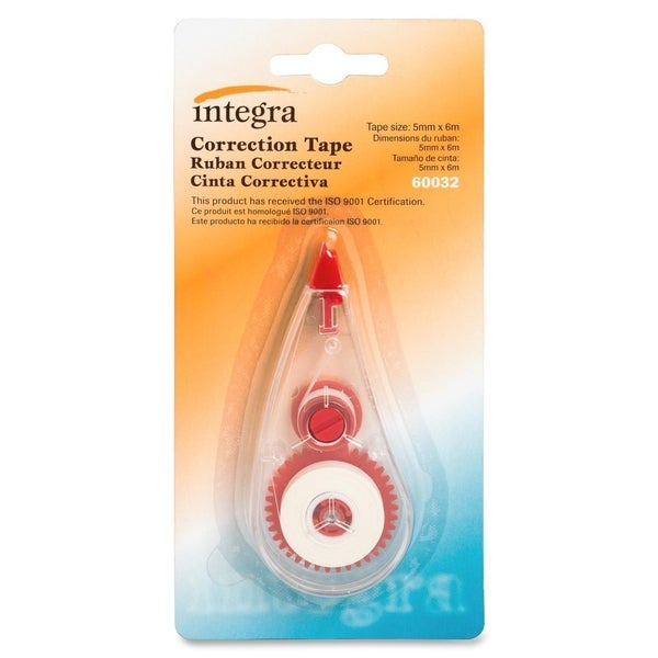 Integra Correction Tape