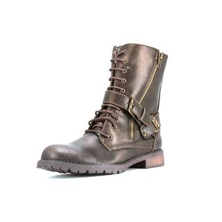 Dolce by Mojo Moxy Women's 'Corporal' Faux Leather Boots
