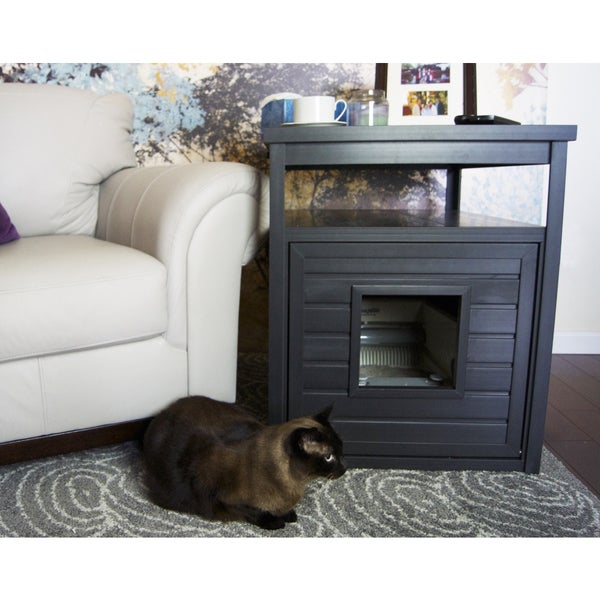 New Age Pet Habitat N Home Jumbo Hidden Litter Box