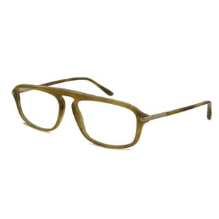 Tom Ford Men's TF5002 Rectangular Reading Glasses