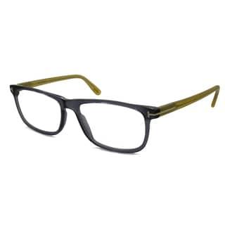 Tom Ford Men's TF5356 Rectangular Reading Glasses