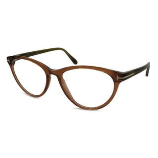 Tom Ford Women's TF5358 Oval Reading Glasses