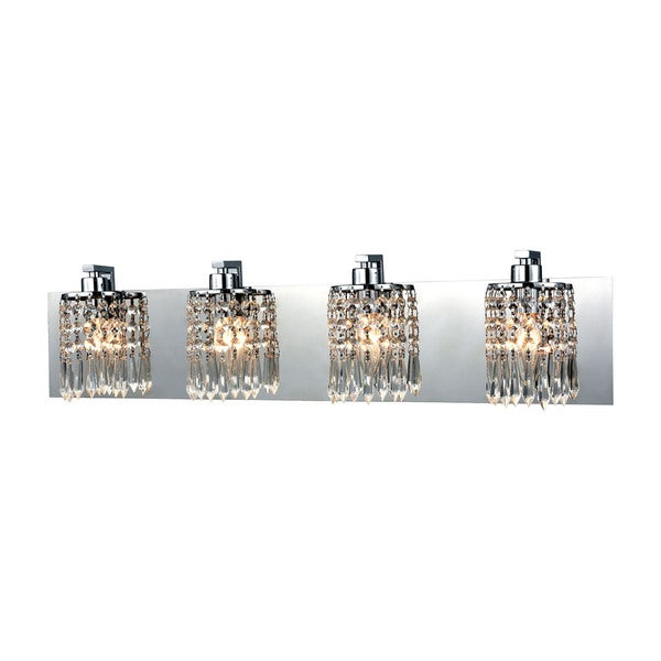 Elk Optix 4-light  Vanity in Polished Chrome 17474807
