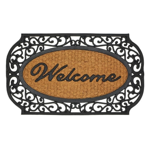 Florentine Rectangular Door Mat