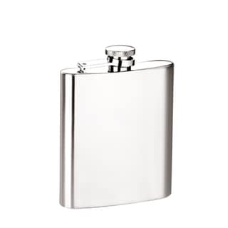 No Frills 8 oz Flask