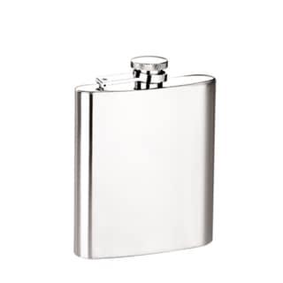 No Frills 8 oz Flask