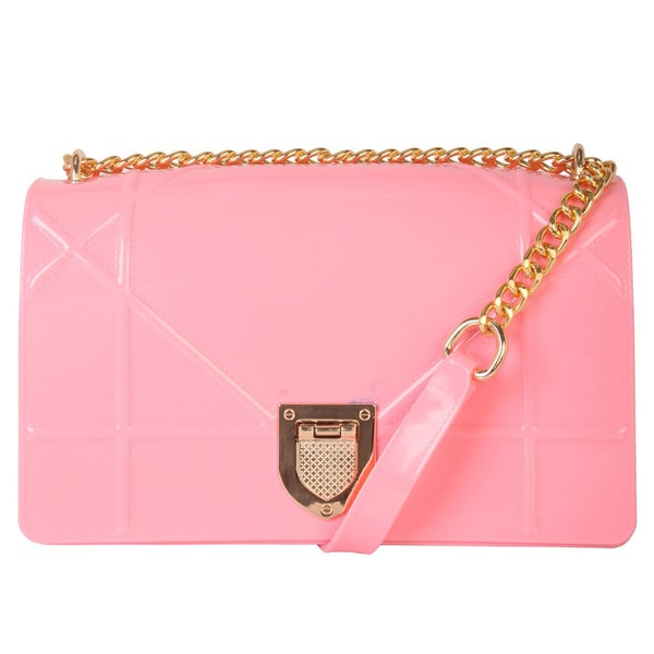 Rimen & Co. Mini Jelly Crossbody Handbag