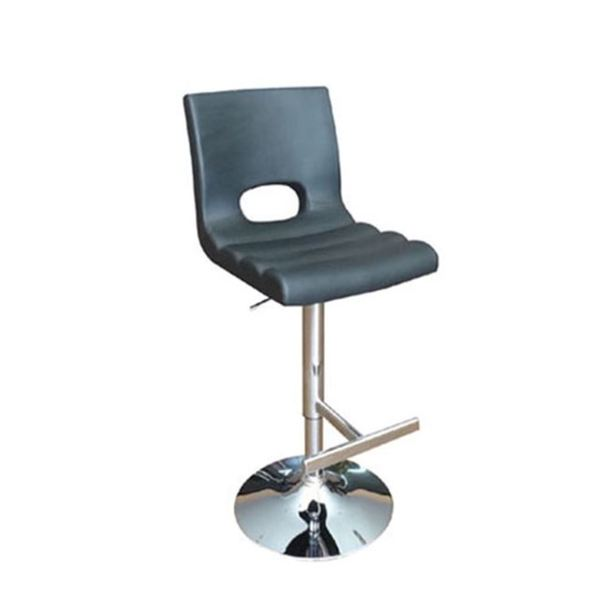 Modrest T-1304N Modern Black Bar Stool