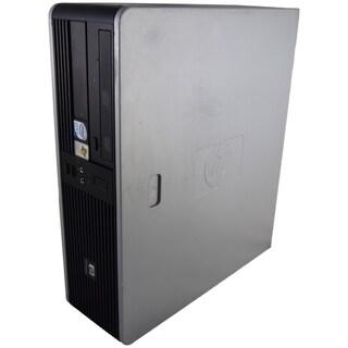 HP Compaq dc7900 SFF 3.0GHz Intel Core 2 4GB DDR2 320GB Windows 7 Professional 64-Bit Grey and Black PC (Refurbished)