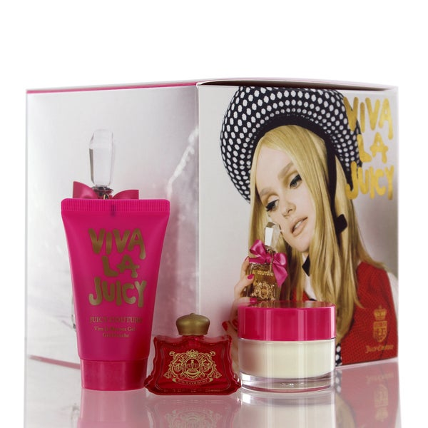 Juicy Couture La Viva Women's 3-piece Fragrance Gift Set