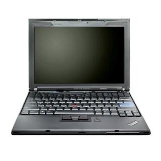 Lenovo Thinkpad X201 12.1-inch 2.67GHz Intel Core i5 4GB RAM 320GB Windows 7 Professional 64-Bit Black Laptop (Refurbished)