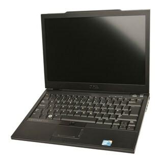 Dell Latitude E4300 13.3-inch 2.0GHz Intel Core 2 4GB RAM 120GB Windows 7 Home Premium 32-Bit Black Laptop (Refurbished)